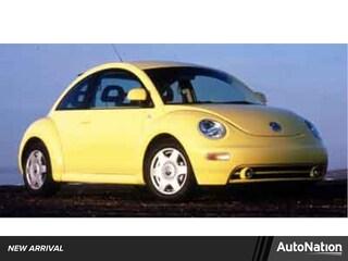 2000 Volkswagen New Beetle GLS 2dr Car