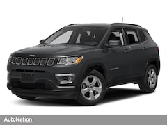 2018 Jeep Compass Sport Sport Utility