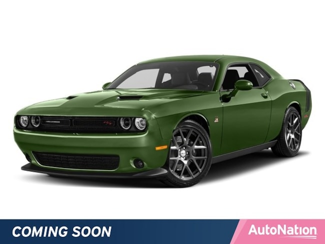 2018 Dodge Challenger R/T Scat Pack 2dr Car
