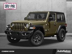 2021 Jeep Wrangler Sport S SUV