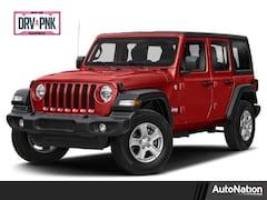 2020 Jeep Wrangler UNLIMITED SPORT S 4X4 SUV