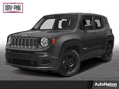 2018 Jeep Renegade Upland Edition Sport Utility