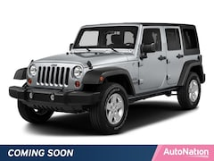 2017 Jeep Wrangler Unlimited Sport Sport Utility