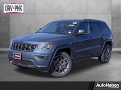 2021 Jeep Grand Cherokee 80TH ANNIVERSARY 4X4 SUV
