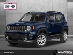 2021 Jeep Renegade 80th Anniversary SUV