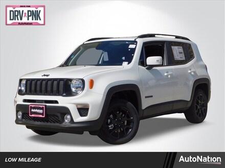 2019 Jeep Renegade Altitude Sport Utility