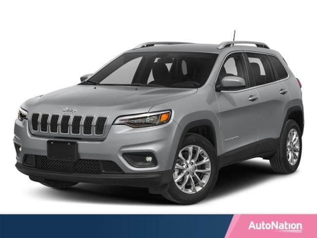 2019 Jeep Cherokee Latitude Sport Utility