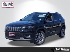 2020 Jeep Cherokee Latitude Plus SUV