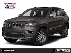 2021 Jeep Grand Cherokee 80th Anniversary SUV