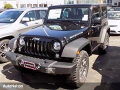 2018 Jeep Wrangler JK Rubicon Sport Utility