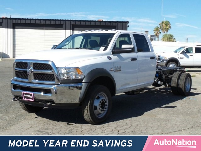 2017 Ram 4500 Chassis Cab Tradesman Crew Cab Chassis-Cab