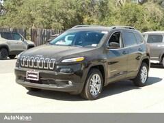 2018 Jeep Cherokee Latitude Plus Sport Utility