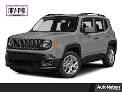 2015 Jeep Renegade Latitude Sport Utility