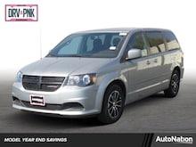 2017 Dodge Grand Caravan SE Plus Mini-van Passenger