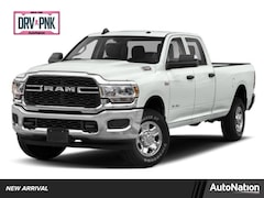 2020 Ram 3500 TRADESMAN CREW CAB 4X4 8' BOX Truck Crew Cab