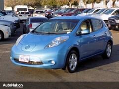 2011 Nissan Leaf SL-e 4dr Car