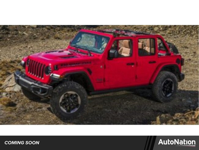 2019 Jeep Wrangler Unlimited Rubicon Sport Utility