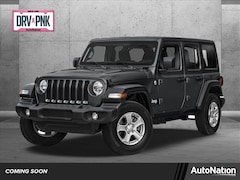 2021 Jeep Wrangler Unlimited Willys SUV