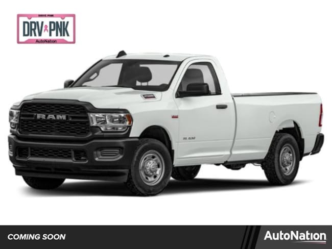 2019 Ram 2500 Tradesman Regular Cab Pickup