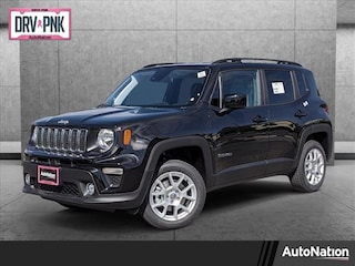 2021 Jeep Renegade LATITUDE 4X4 SUV for sale in Roseville