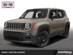 2018 Jeep Renegade Altitude Sport Utility