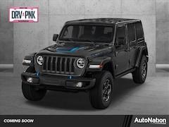 2021 Jeep Wrangler 4xe Unlimited Rubicon SUV