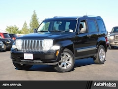 2008 Jeep Liberty Limited Sport Utility