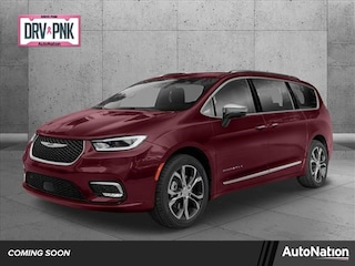 New 2021 Chrysler Pacifica Limited Van Passenger Van