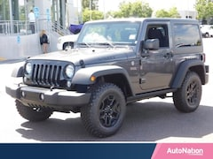 2018 Jeep Wrangler JK Willys Wheeler Sport Utility