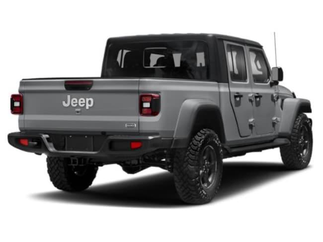 Roseville Chrysler Jeep >> New 2020 Jeep Gladiator For Sale Truck Crew Cab Billet ...