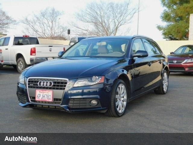 2011 Audi A4 2.0T Premium  Plus Avant