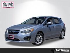 Used 2014 Subaru Impreza 2.0i Premium Sedan JF1GPAC60E8262955 in Roseville, CA