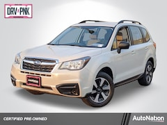 Certified 2018 Subaru Forester SUV in Roseville, CA