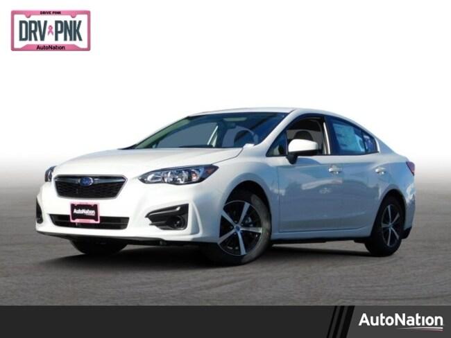 New 2019 Subaru Impreza 2.0i Premium Sedan in Roseville, CA