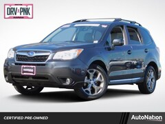 Certified 2016 Subaru Forester 2.5i Touring SUV in Roseville, CA