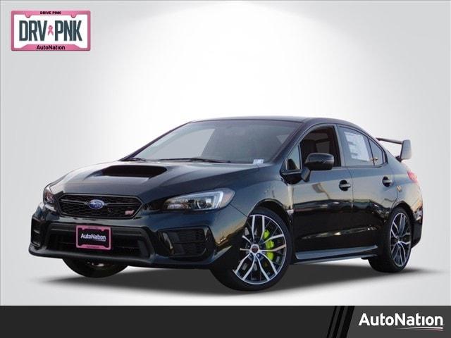 Auto Nation Subaru >> 2020 Subaru Wrx Sti Limited Wing For Sale Roseville Ca Vin Jf1va2y64l9806288