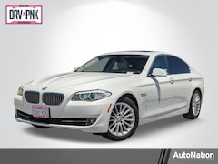 2013 BMW 535i 535i Sedan in Roseville, CA