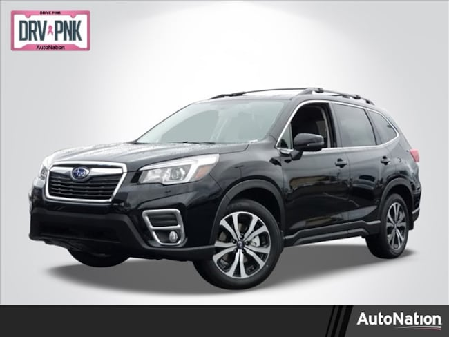 New 2020 Subaru Forester Limited SUV in Roseville, CA