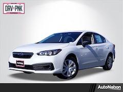 New 2020 Subaru Impreza Base Model Sedan 4S3GKAB63L3607304 in Roseville, CA