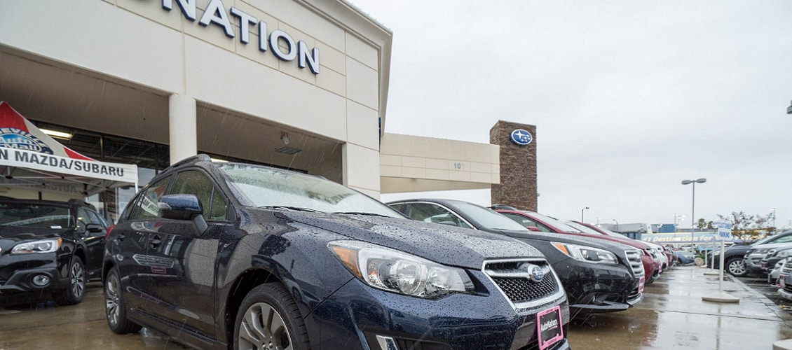 Autonation Subaru Dealer >> Subaru Dealer Near Sacramento Autonation Subaru Roseville