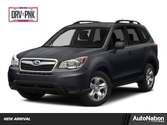 Used 2015 Subaru Forester 2.5i Limited SUV JF2SJARC1FH506103 in Roseville, CA