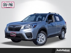 New 2020 Subaru Forester Base Trim Level SUV JF2SKADC2LH519524 in Roseville, CA