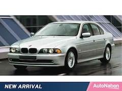 2002 BMW 525iA 525iA Sedan