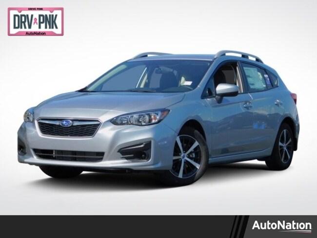New 2019 Subaru Impreza 2.0i Premium 5-door in Roseville, CA