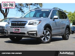 Used 2018 Subaru Forester Limited SUV JF2SJARCXJH455743 in Roseville, CA
