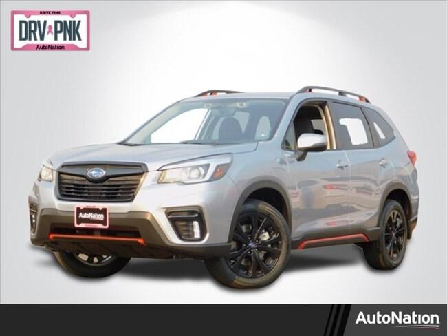 New 2020 Subaru Forester Sport SUV in Roseville, CA