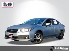 New 2020 Subaru Impreza Premium Sedan 4S3GKAV63L3602633 in Roseville, CA