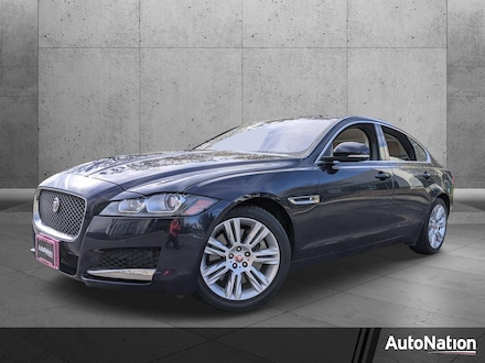 2017 Jaguar XF 35t Sedan