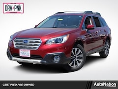 Used 2017 Subaru Outback Limited SUV in Roseville, CA