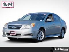 Used 2012 Subaru Legacy 2.5i Premium Sedan in Roseville, CA